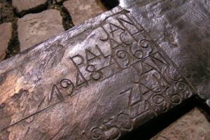 Kříž Jana Palacha a Jana Zajíce 2